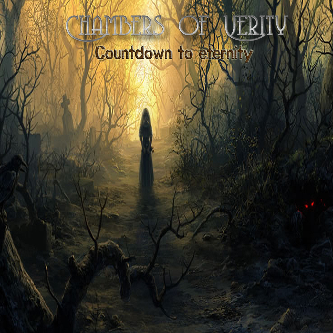 Countdown to eternity cover